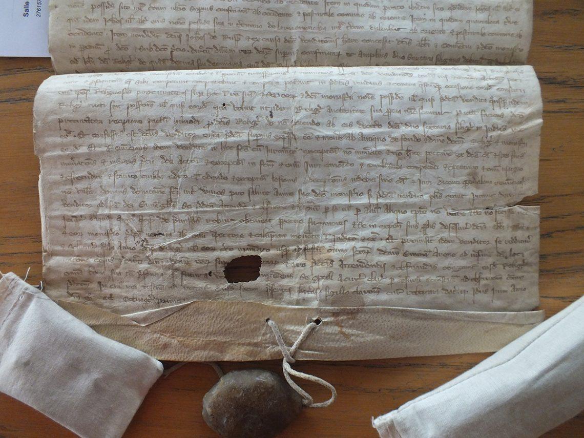 Archives départementales du Puy-de-dôme, cote 16 H94, article 16.